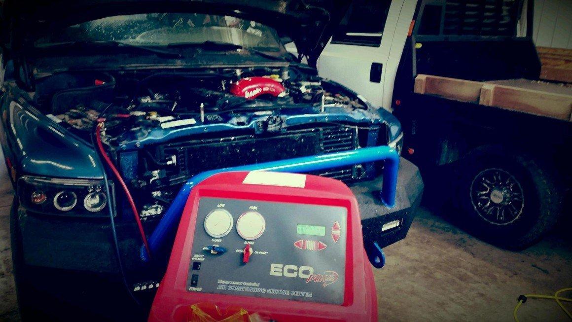 HVAC System Service and Repair