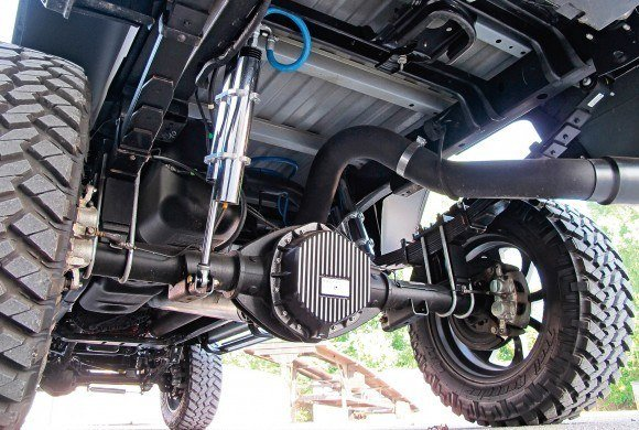 Suspension & Steering Repair