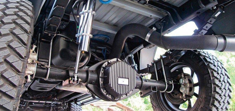 Suspension & Steering Repair