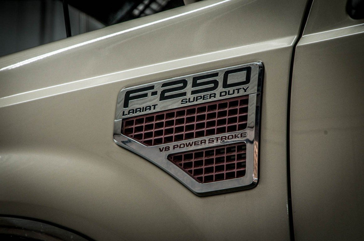 Ford F250 6.4L Powerstroke