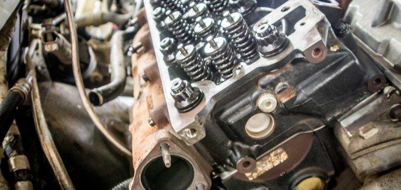 Ford F250 6.4L Powerstroke